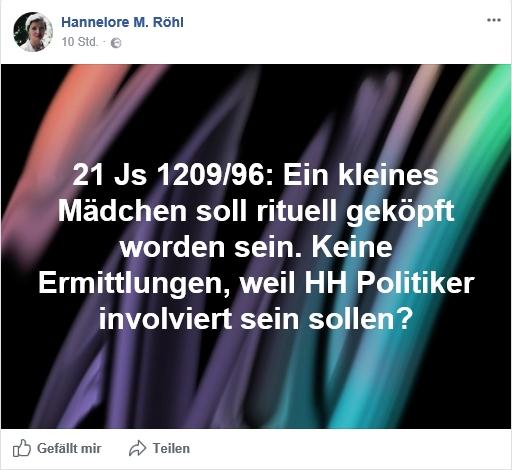 Hannelore M. Röhl
