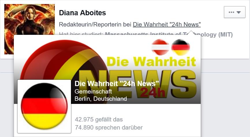 21.03.2016 Die Wahrheit 24h News 02