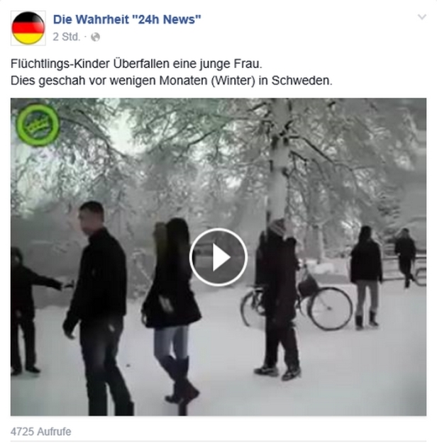 17.04.2016 Die Wahrheit 24h News