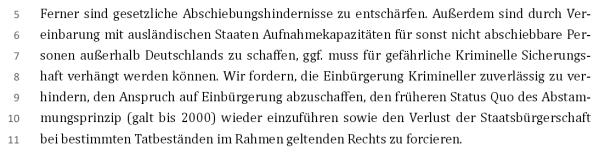 02.05.2016 AfD Opferschutz statt Täterschutz 2.2
