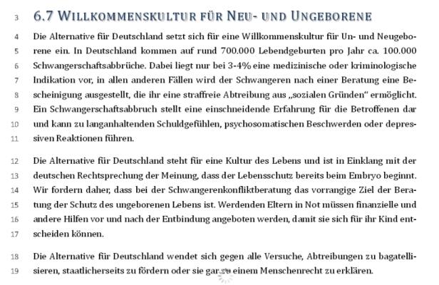 02.05.2016 AfD Opferschutz statt Täterschutz 4