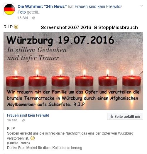 20.07.2016 Die Wahrheit 24 News