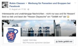 22.08.2016 Hessen Depesche 07